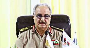 Khalifa Haftar Libya NATO civil war atrocities.