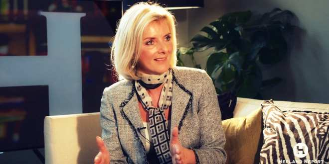 Intervju med Mona Hartmann, Norges Oprah Winfrey: Livet går fort, realiser ditt potensiale!  Goal Mapping, Herland Report TV