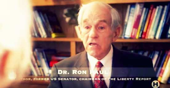 Ron Paul Hanne Herland Report