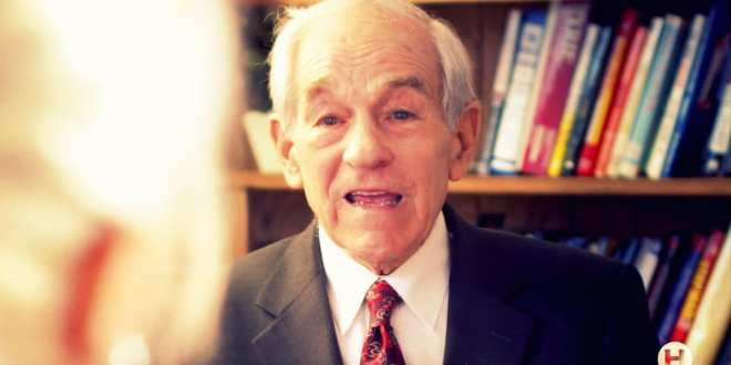 EXCLUSIVE Herland Report INTERVIEW with Dr. Ron Paul: The need to respect international law and the sovereignty of nations