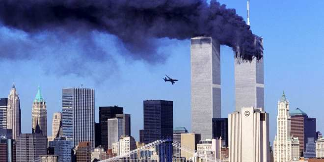 9/11 World Trade Center attack 2001 Getty Herland Report