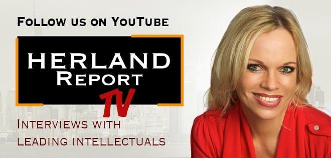 Herland Report TV banner subscribe