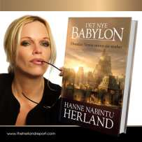 Det Nye Babylon bok Hanne Nabintu Herland