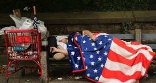 Poverty in America, Huffington Herland Report