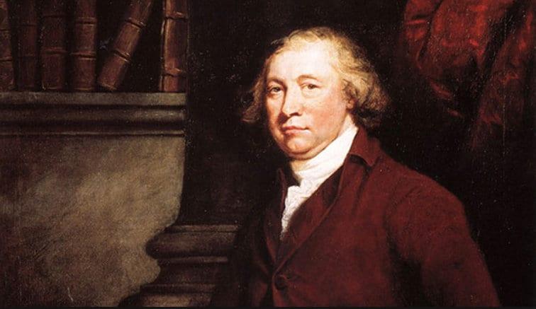 Edmund Burke Herland Report WIKI