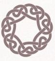 keltischer knoten, hannes-webseite.de, mittelalter - hannes zeitreise