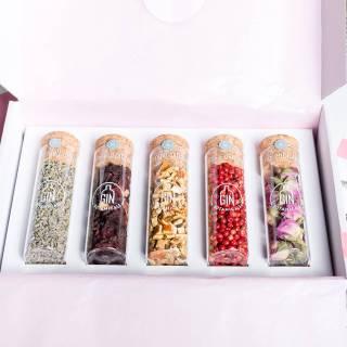 Gin-Botanicals Ladies Box