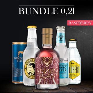Bundle-Hannibal Gin Meets Raspberry 0,2l