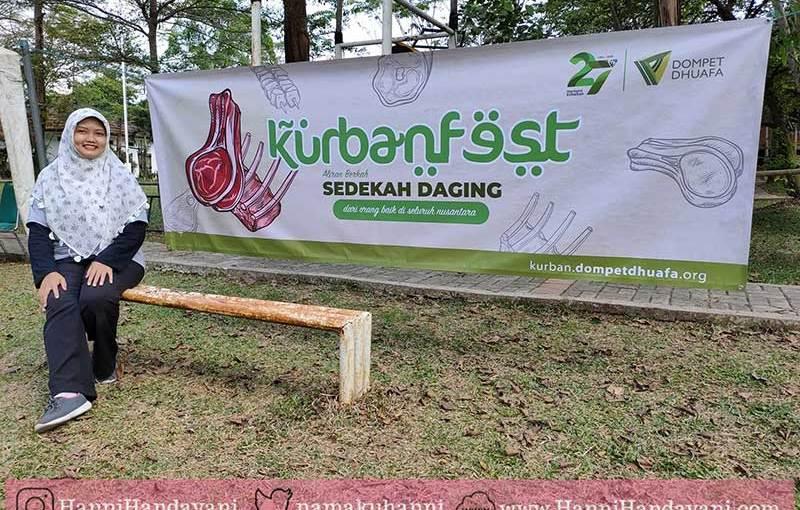Berbagi-Sedekah-Kurban-Dompet-Dhuafa-di-KurbanFest-2020