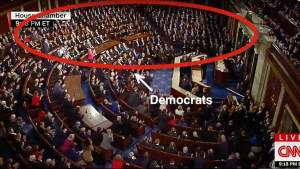 ICYMI: SOTU SIT-IN: Here's a List of Things DEMOCRATS Won't APPLAUD