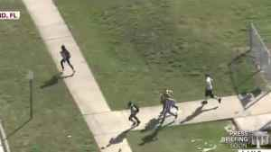 BREAKING: Reports of 'ACTIVE SHOOTER' at Florida High School, Gunman 'Still At Large'