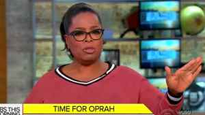 BIAS ALERT: CBS Begs OPRAH to Run Against Trump in 2020, Says She Can 'Heal' People