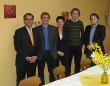 Der neue CDU Vorstand