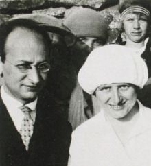 Werner und Emmy Scholem