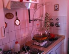 Drogenlabor in der Küche