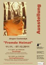 Ausstellung von Jürgen Castendyk