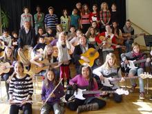 Musikalische Kids in Linden