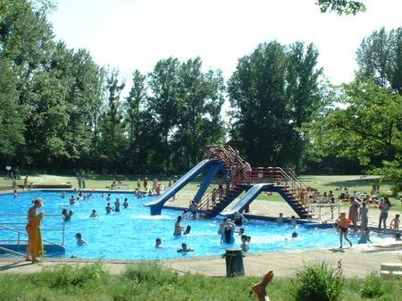 Fössebad im Sommer 2006
