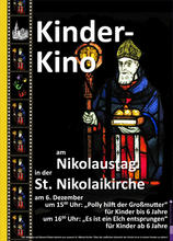 Kinderkino in Limmer