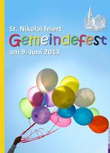 Gemeindefest in St. Nikolai