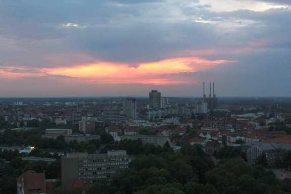 Blick über die Calenberger Neustadt