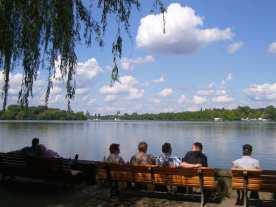 Maschsee Südufer
