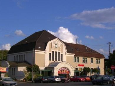 Bismarkbahnhof
