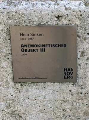 Anemokinetisches Objekt III