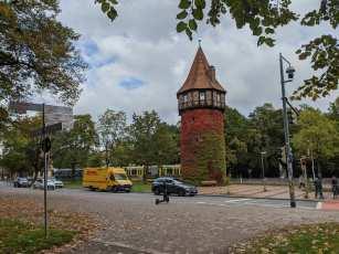 Turm an der Hildesheimer Straße