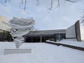 Eingang zum Sprengelmuseum