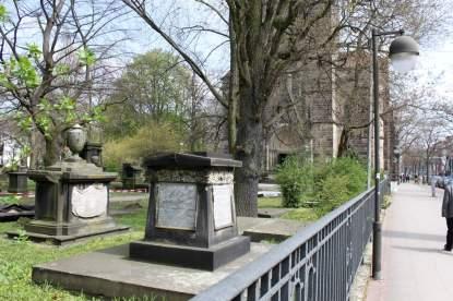 Friedhof an der Marienstrasse