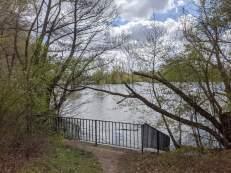 Ricklinger Teich - Gelände des Fischereivereins