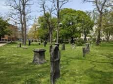 Erhaltene Grabsteine