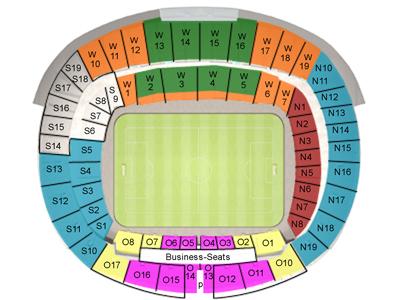 1 bundesliga stadionfuhrer stadien und reisefuhrer tooor tickettausch unter fans