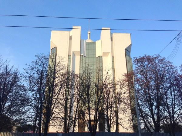 Presidential palace, Chişinău