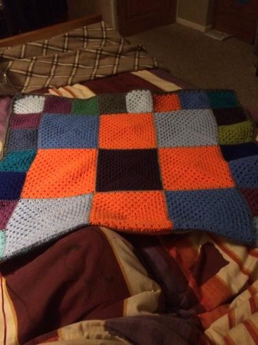 Our Sidekick's Blanket