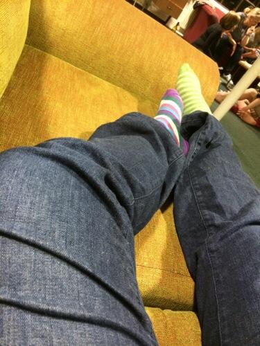 So comfy!! Not good!