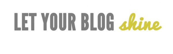 Let Your Blog Shine