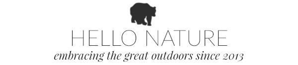 Hello Nature Blog