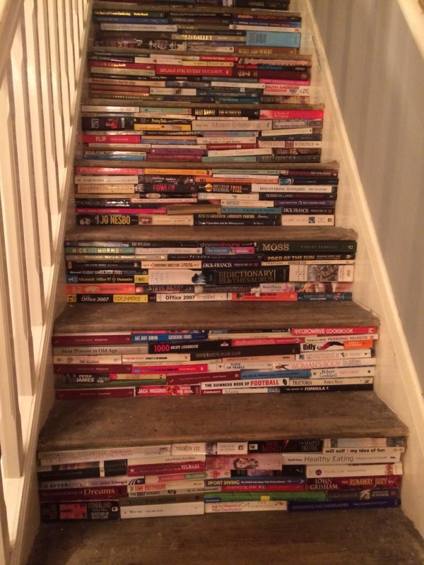 The Book Staircase