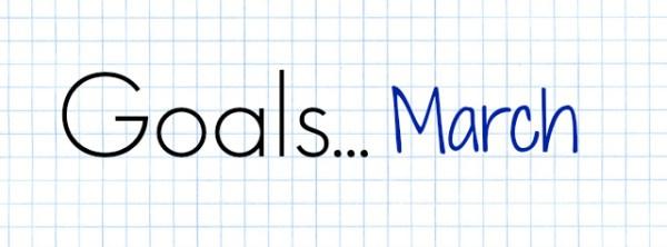 Goals March