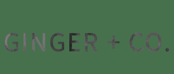Ginger + Co