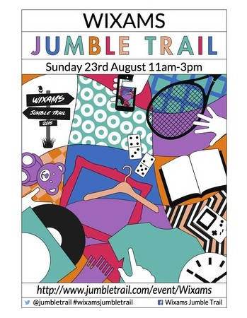 Wixams Jumble Trail