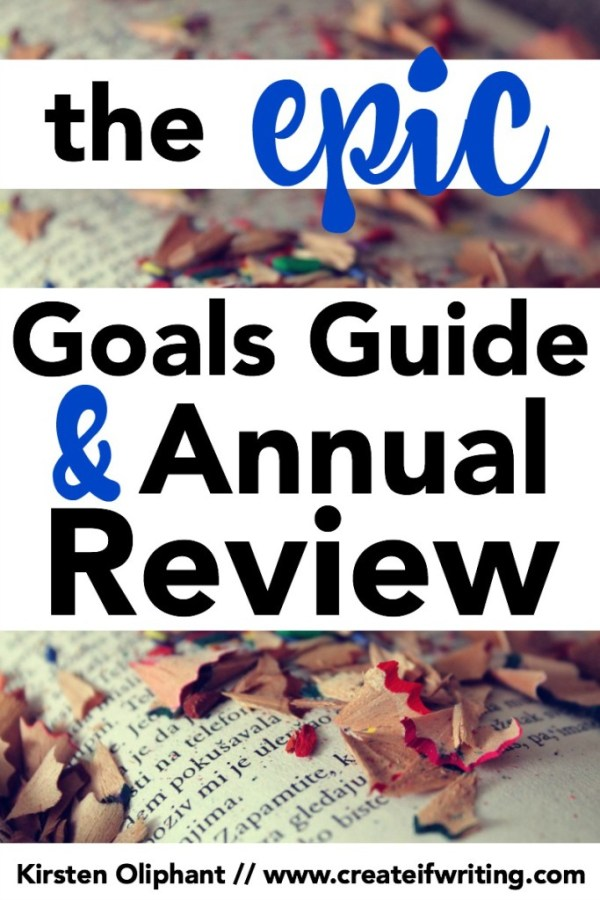 The epic goals guide and annual review