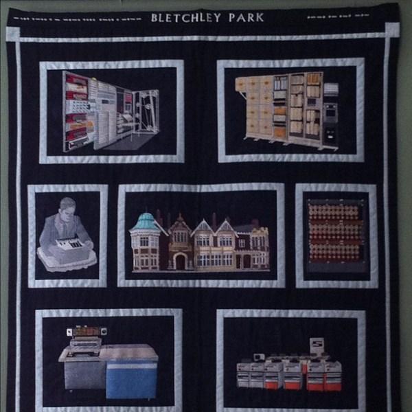 Bletchley Park Quilt