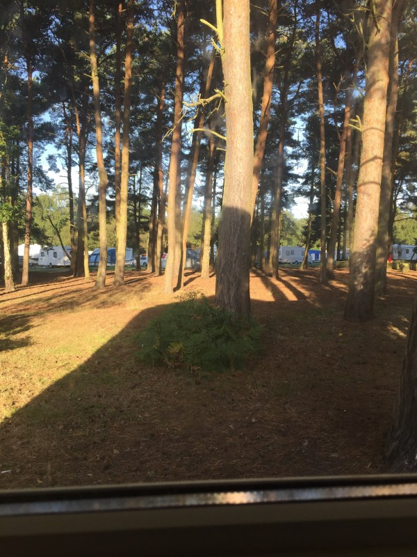 The View from the Caravan