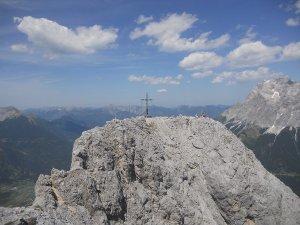 Gipfelgrad Sonnenspitze @ Hans Beggel