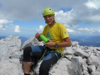 Gipfel Hochblassen 2706m