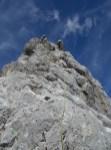 Griffiger Fels