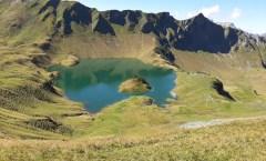 Alpine Welten: Oberstdorf - Zugspitze - erlebnisreiche Hüttentour